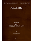 John Searle: Types of Illocutionary Acts
